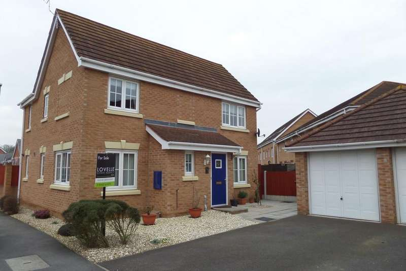 4 Bedrooms Detached House for sale in Sunningdale Way, Gainsborough