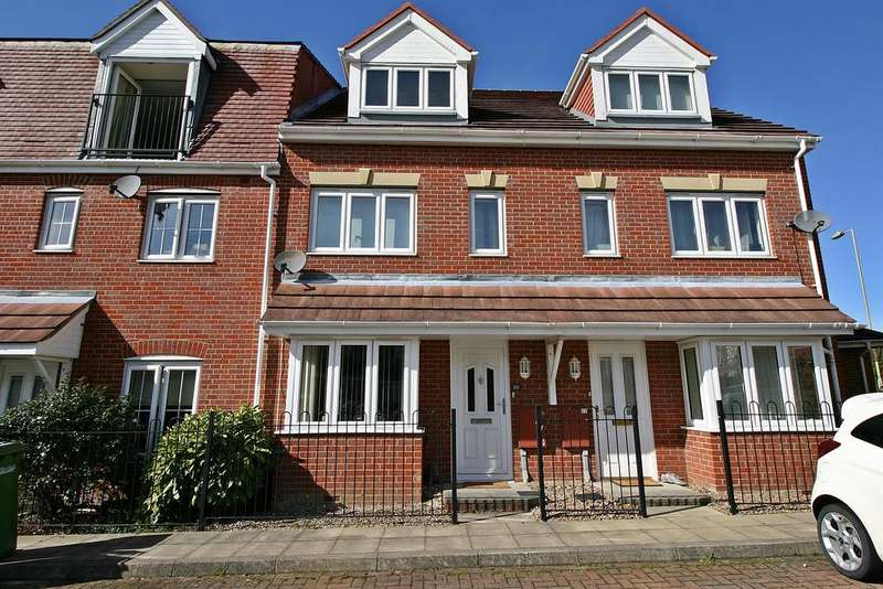 1 Bedroom Ground Maisonette Flat for sale in Chadwick Way, Hamble, Southampton, SO31 4FD