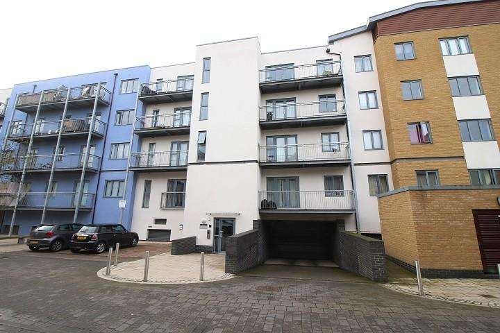 1 Bedroom Apartment Flat for sale in Pier Wharf, Quayside Drive, Colchester, Essex, CO2