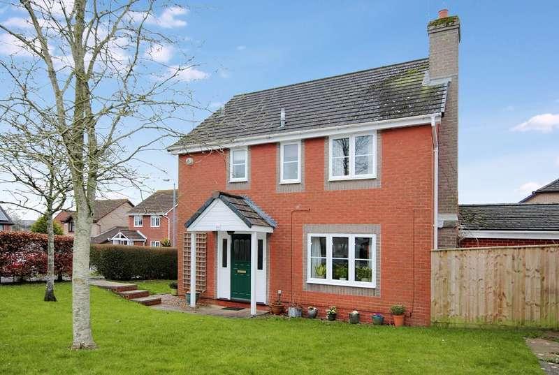 3 Bedrooms Detached House for sale in Avondown Road, Durrington, Salisbury SP4