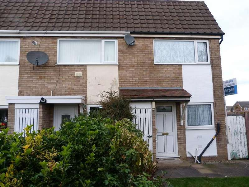 2 Bedrooms End Of Terrace House for sale in Greystone Park, Crewe, Cheshire, CW1