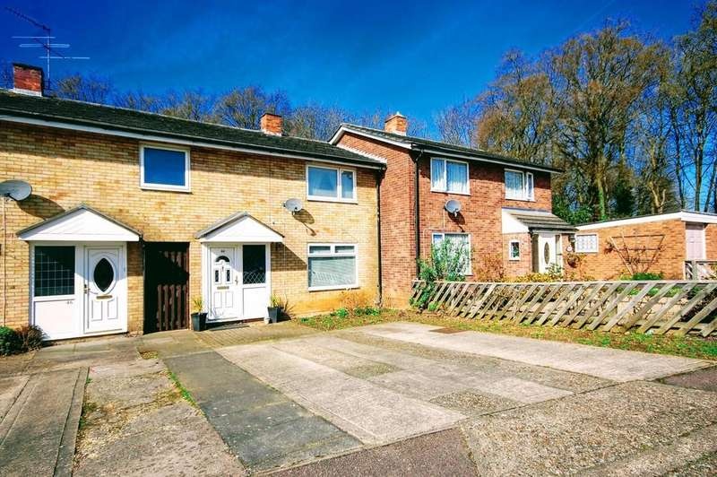 3 Bedrooms Terraced House for sale in Chells, Stevenage