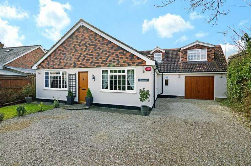 4 Bedrooms Detached House for sale in Kingsnorth, TN26