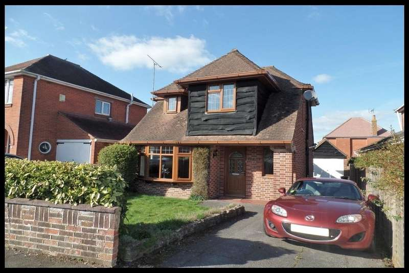 3 Bedrooms Detached House for sale in Rushington Avenue, Totton, Southampton SO40