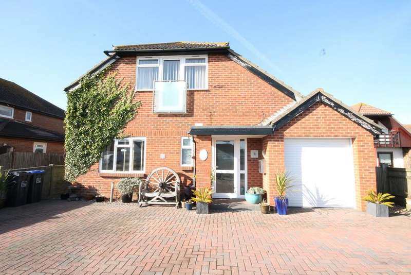 5 Bedrooms Detached House for sale in Riverside Road, Shoreham-by-Sea, BN43 5RB