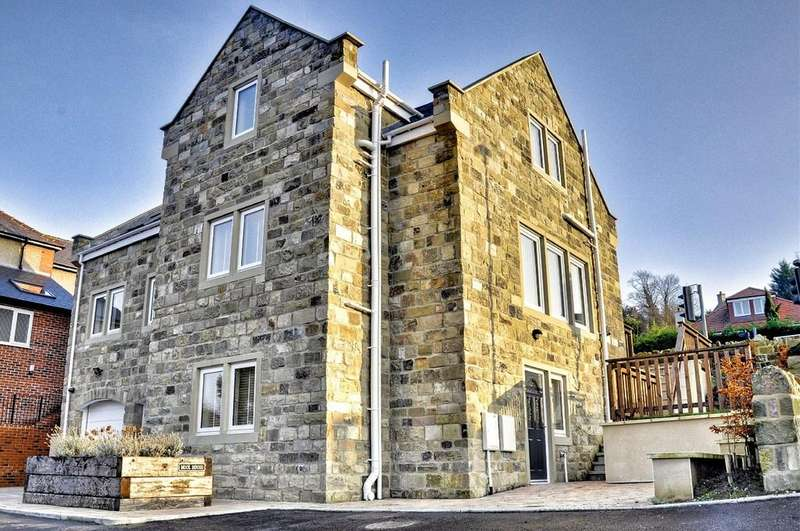 4 Bedrooms Detached House for sale in MOOL HOUSE, WETHERBY ROAD, BARDSEY, LS17 9BA