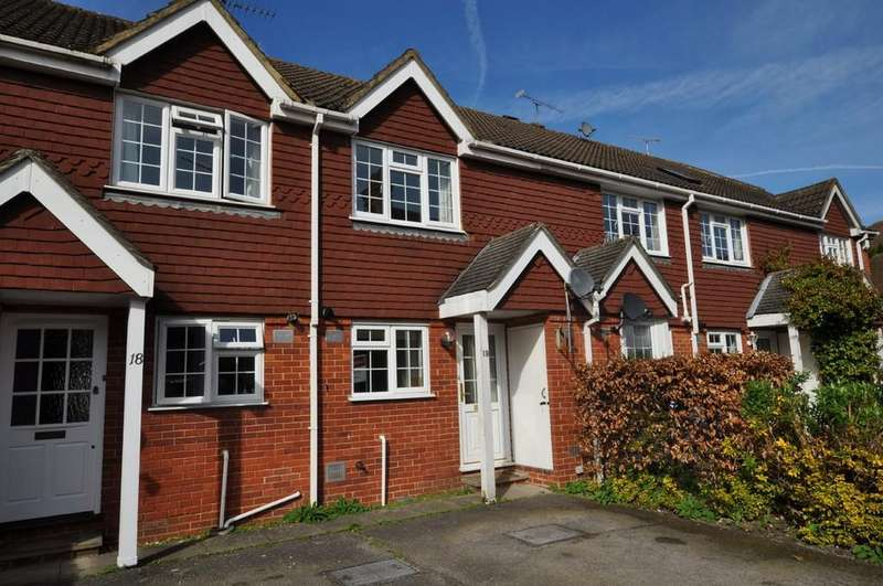 2 Bedrooms Terraced House for sale in Chesham Mews, Guildford