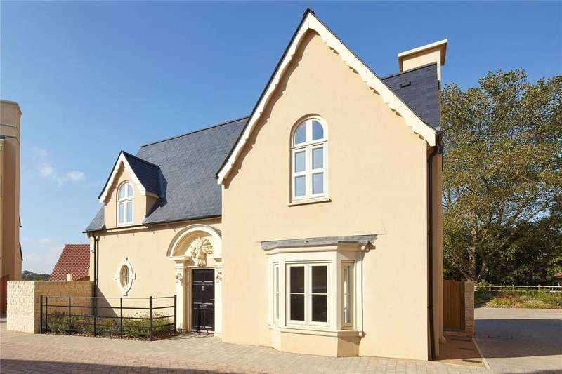 2 Bedrooms Detached House for sale in Wheatsheaf Cottage, Church View, Norton St. Philip, Bath, BA2