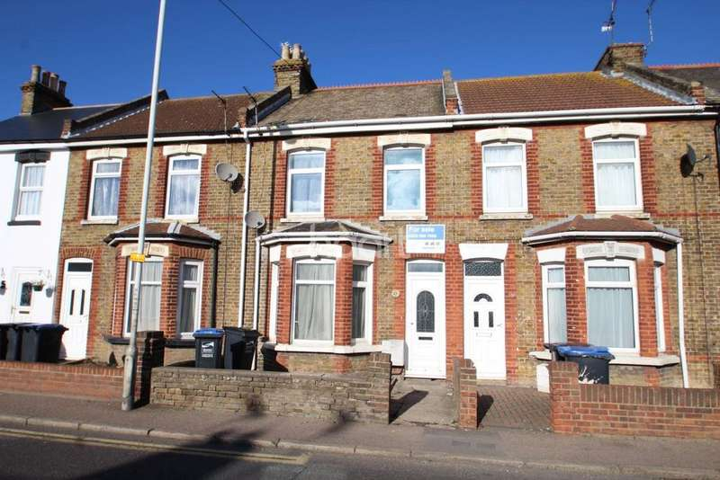 4 Bedrooms Terraced House for sale in Manston Road, Ramsgate, CT11