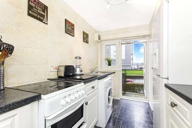 3 Bedrooms Flat for sale in Flat 1/1, 10 Carbisdale Street, Springburn, Glasgow, G22