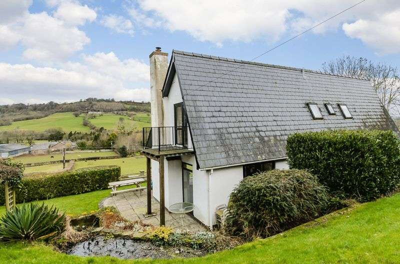 4 Bedrooms Detached House for sale in Llanvihangel Crucorney, Abergavenny