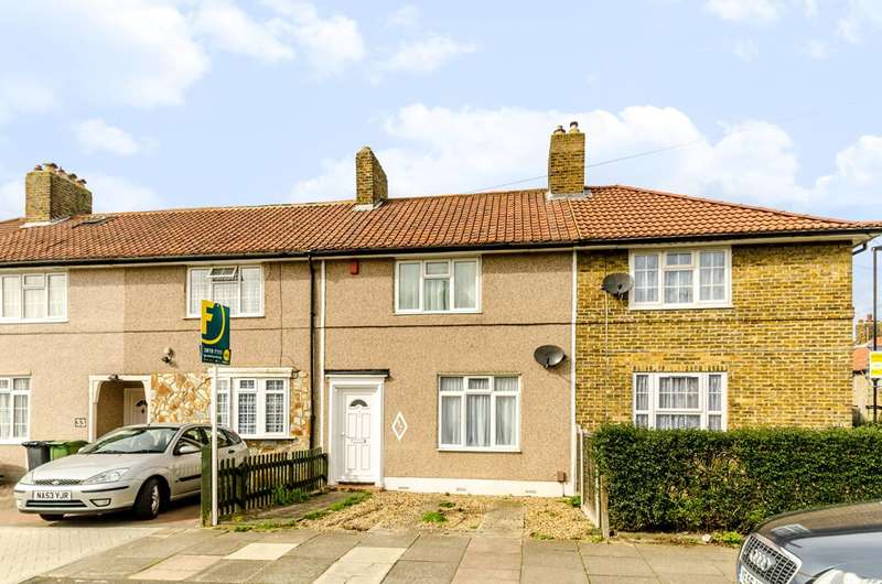 2 Bedrooms Terraced House for sale in Durham Hill, Bromley, BR1