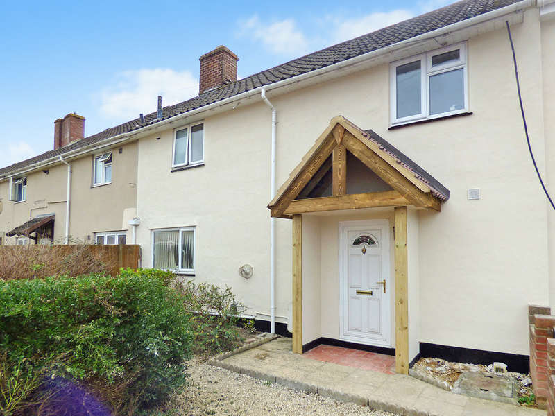 3 Bedrooms Terraced House for sale in Oldfield Road, Westbury