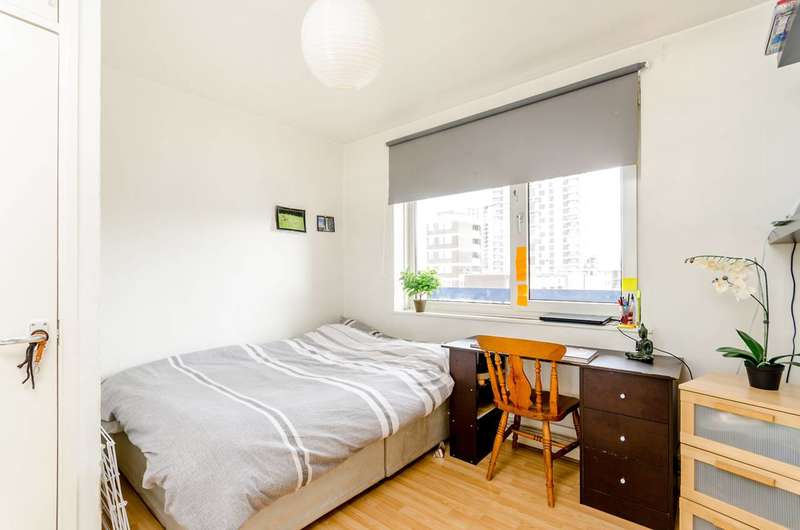 2 Bedrooms Flat for sale in De Beauvoir Estate, Islington, N1