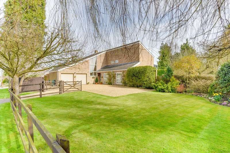 5 Bedrooms Detached House for sale in Hay Street, Steeple Morden, Royston, SG8