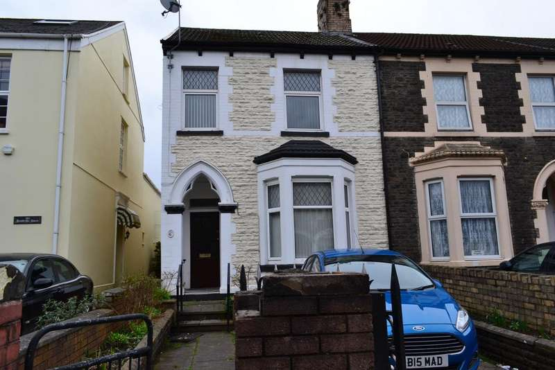 3 Bedrooms End Of Terrace House for sale in Cowbridge Road East, Canton, Cardiff CF5