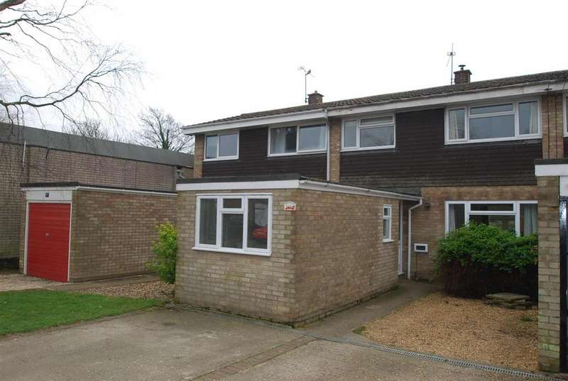 3 Bedrooms House for sale in Brittons Road, Barrow, Bury St. Edmunds