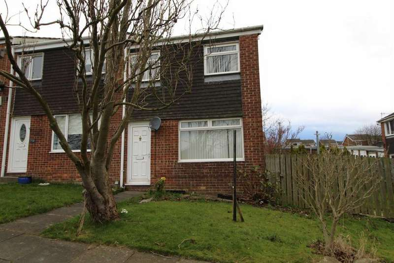 3 Bedrooms End Of Terrace House for sale in Kingsway, Sunniside, Newcastle Upon Tyne