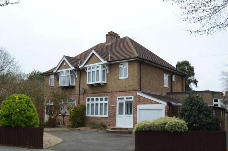 3 Bedrooms Semi Detached House for sale in South Way, Shirley, Croydon, Surrey