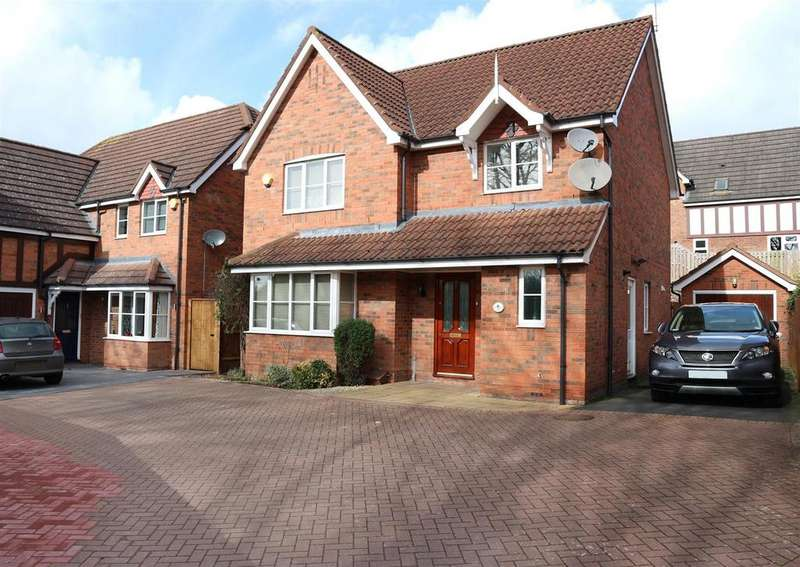 3 Bedrooms House for sale in Kinver Drive, Hagley, Stourbridge
