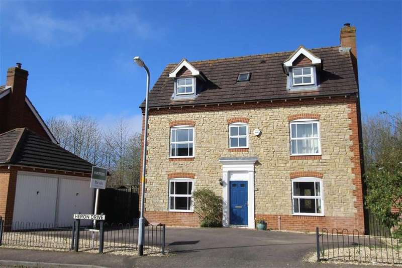 4 Bedrooms Detached House for sale in 24, Heron Drive, Brackley