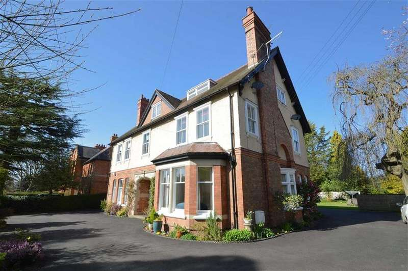 2 Bedrooms Apartment Flat for sale in Kingsland Court, 26 Kennedy Road, Shrewsbury