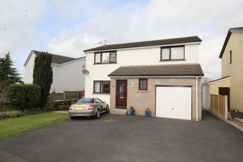 4 Bedrooms Detached House for sale in Grizedale Avenue, off Sedbergh Drive