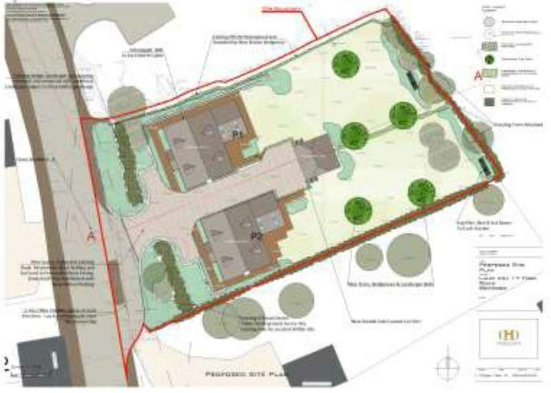 Plot Commercial for sale in High Road, Britford, Salisbury, SP5