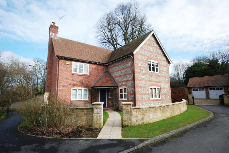 4 Bedrooms Detached House for sale in Byford Gardens, Porton, Salisbury, Wiltshire, SP4