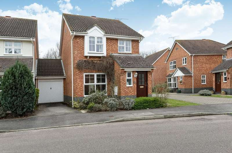 3 Bedrooms Detached House for sale in Kennet Road, Petersfield, GU31
