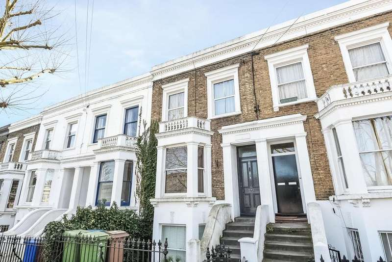 2 Bedrooms Flat for sale in Chadwick Road, Peckham, SE15