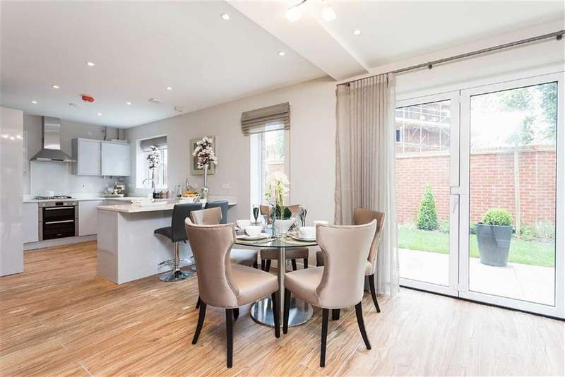 4 Bedrooms End Of Terrace House for sale in Brookmans, Green Close, Brookmans Park, Hertfordshire