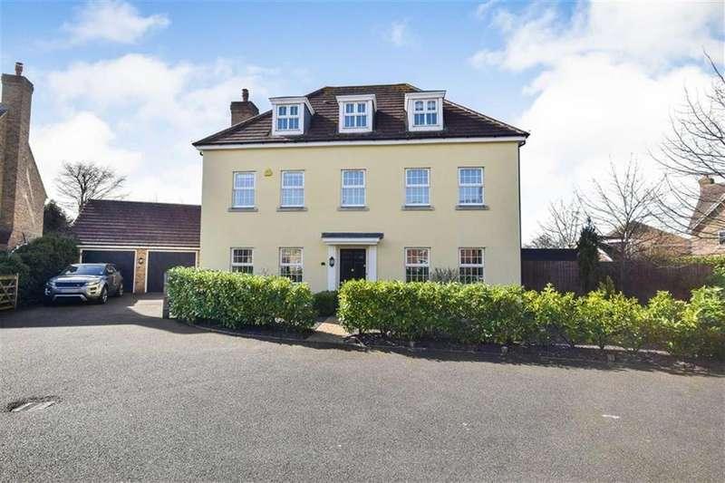 5 Bedrooms Detached House for sale in Wooldridge Place, Wickham Bishops, Essex