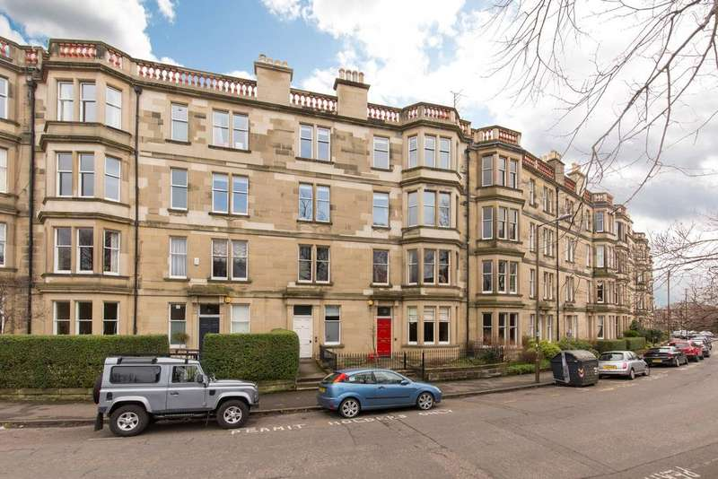 3 Bedrooms Flat for sale in 9 2F2, Merchiston Crescent, Merchiston, EH10 5AL