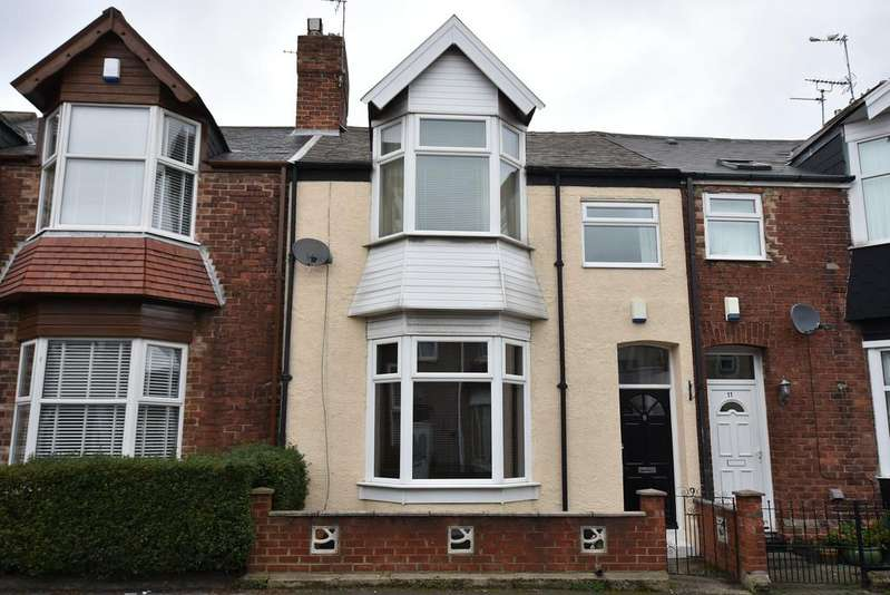 3 Bedrooms Terraced House for sale in Joannah Street, Fulwell