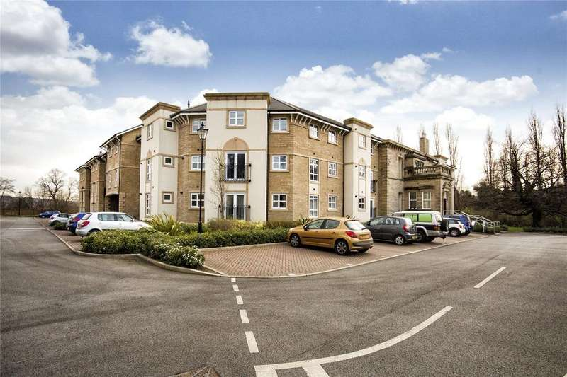 2 Bedrooms Apartment Flat for sale in Marmaville Court, Mirfield, West Yorkshire, WF14