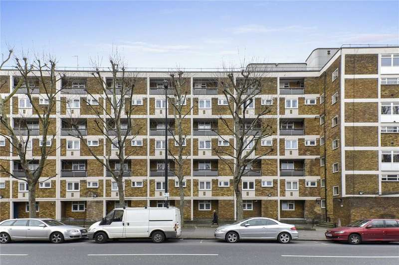 3 Bedrooms Apartment Flat for sale in Donegal House, Cambridge Heath Road, E1