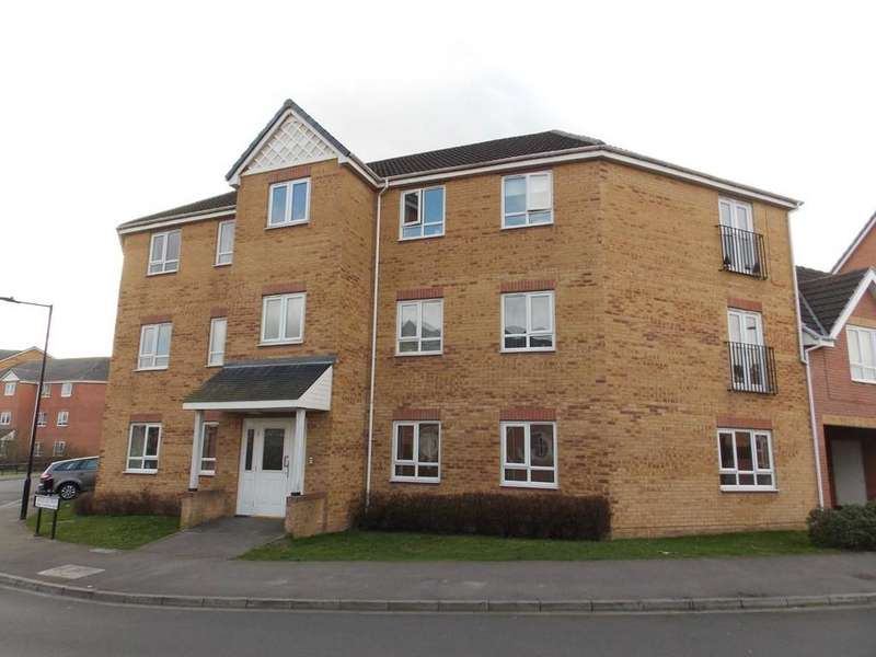 2 Bedrooms Apartment Flat for sale in Wakelam Drive, Armthorpe