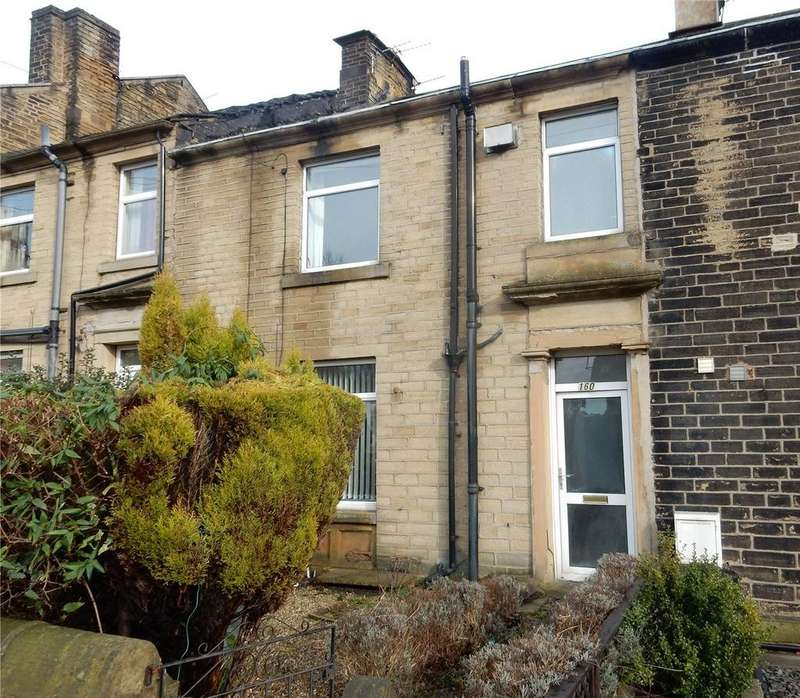 1 Bedroom Terraced House for sale in New Hey Road, Oakes, Huddersfield, HD3