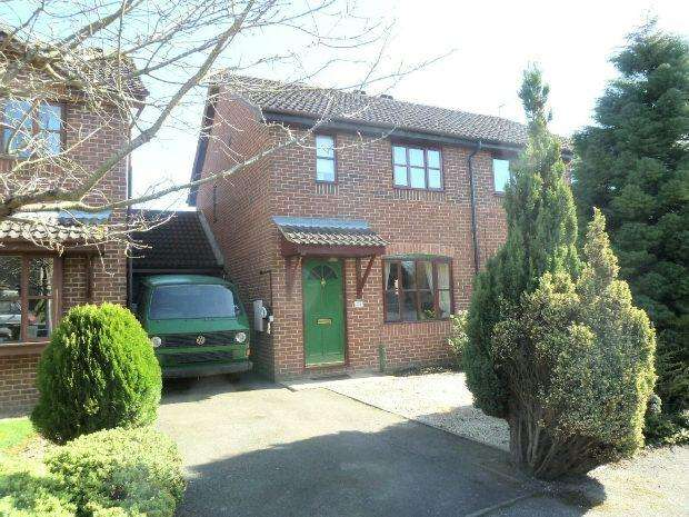 3 Bedrooms Semi Detached House for sale in Beaulieu Close, Banbury
