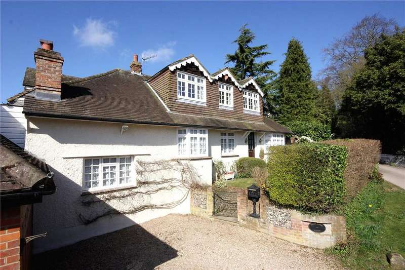 4 Bedrooms Detached House for sale in Brantridge Lane, Bourne End, SL8