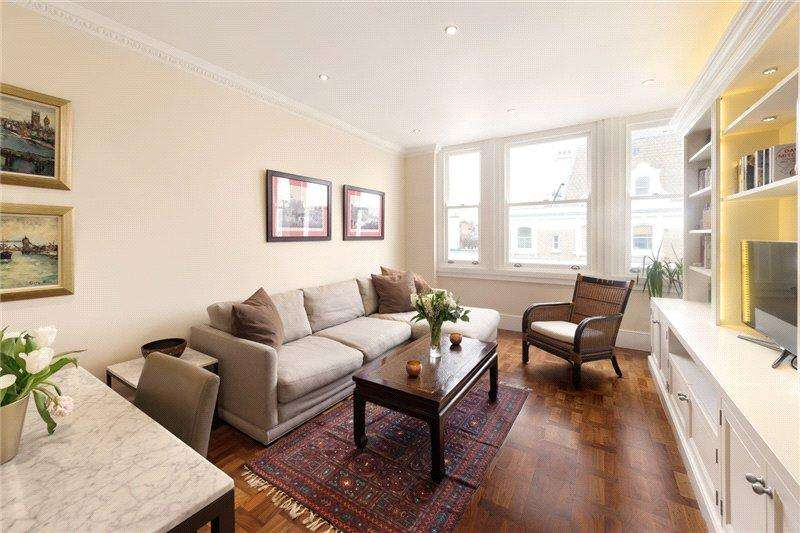 2 Bedrooms Flat for sale in Redcliffe Square, West Chelsea, London, SW10