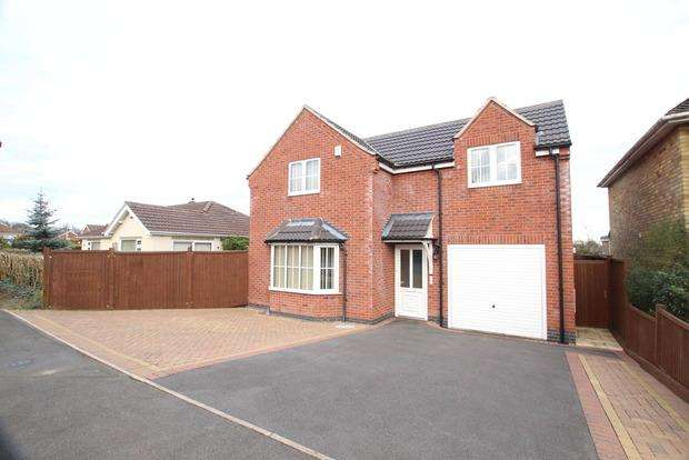 3 Bedrooms Detached House for sale in Abingdon Road, Melton Mowbray, LE13