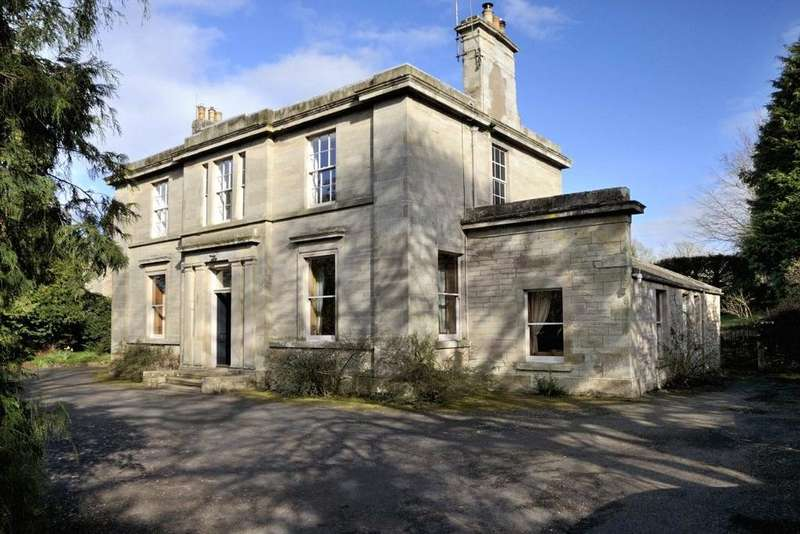 6 Bedrooms Detached House for sale in Station Road, Duns, Scottish Borders, TD11