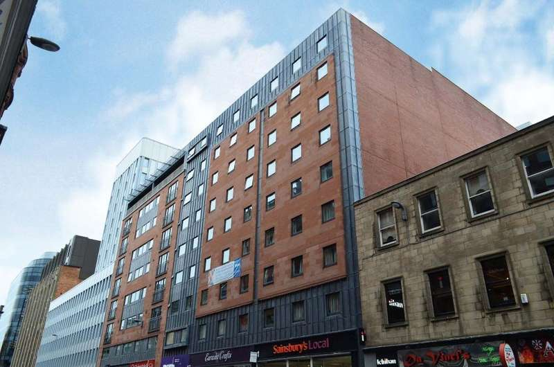 2 Bedrooms Flat for sale in Queen Street, Flat 4/3, City Centre, Glasgow, G1 3DS