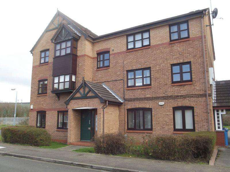 2 Bedrooms Flat for sale in Lowdale Close, Hull
