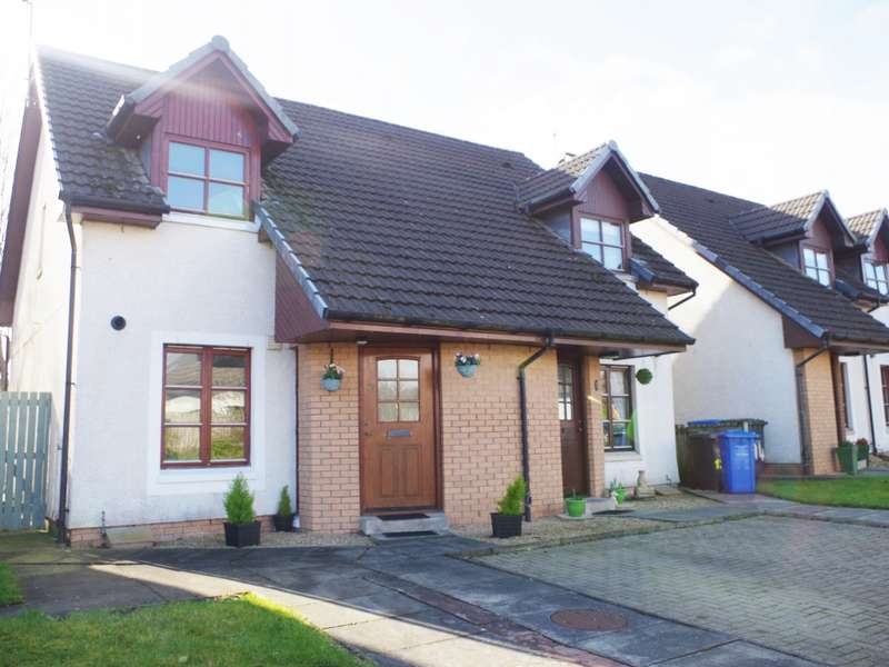 2 Bedrooms Semi Detached House for sale in 12 Aberlour Road, Lawthorn, Irvine, KA11 2DB