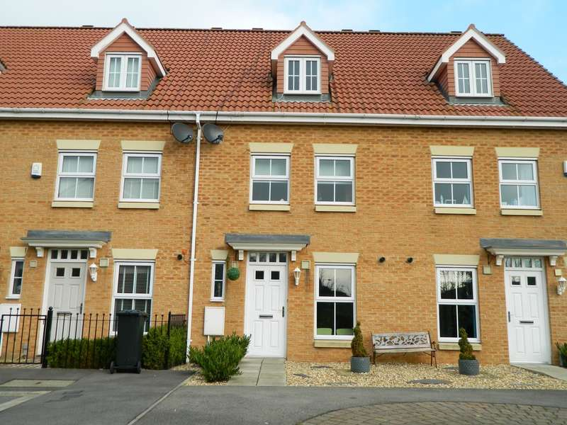 3 Bedrooms Town House for sale in The Covert, Coulby Newham, Middlesbrough