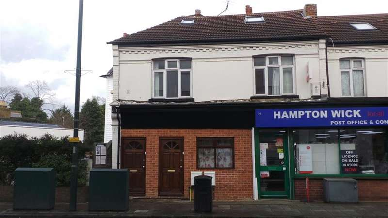 1 Bedroom Flat for sale in High Street, Hampton Wick, Kingston Upon Thames