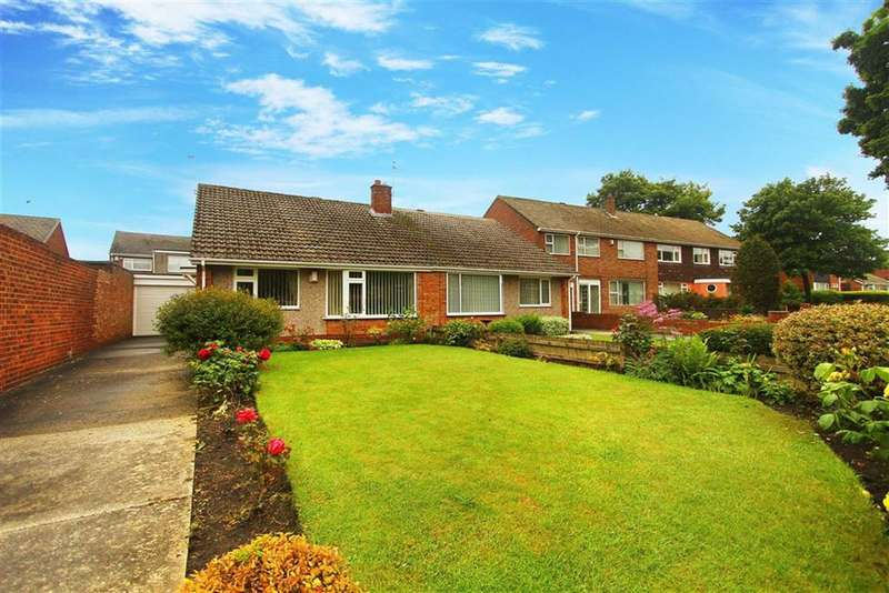 2 Bedrooms Bungalow for sale in Cleehill Drive, North Shields